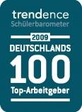 Deutschlands Top 100 Arbeitgeber Trendance Schülerbarometer 2009